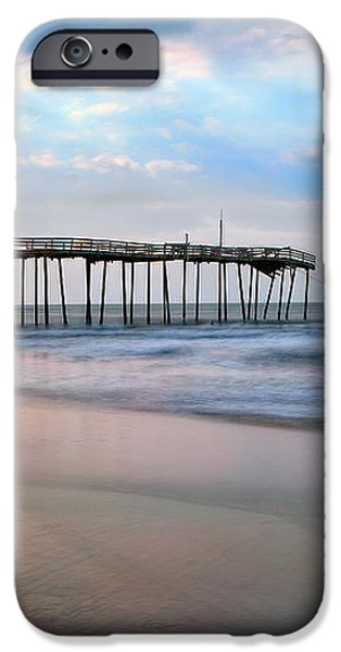 Nesting on Broken Dreams - Outer Banks iPhone Case by Dan Carmichael