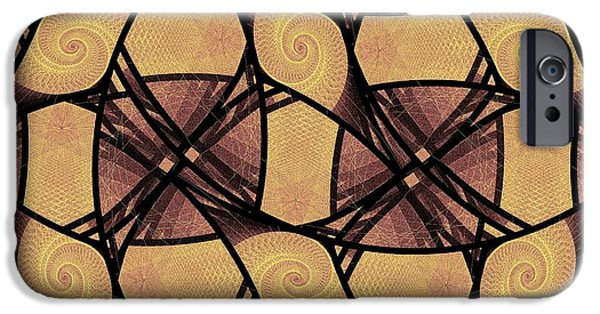 Recently Sold -  - Connection iPhone Cases - Net iPhone Case by Anastasiya Malakhova