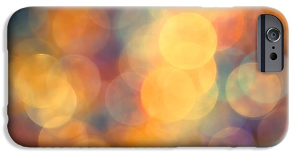 Vivid iPhone Cases - New Beginning iPhone Case by Jan Bickerton