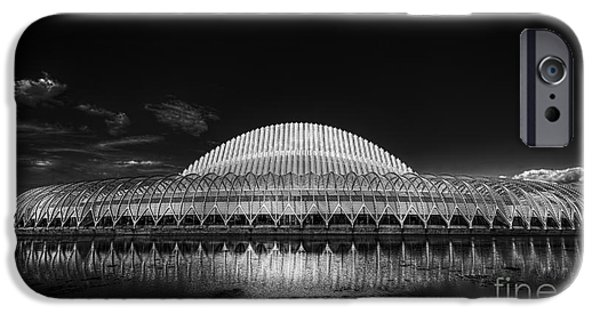 Technical Photographs iPhone Cases - New Horizons iPhone Case by Marvin Spates