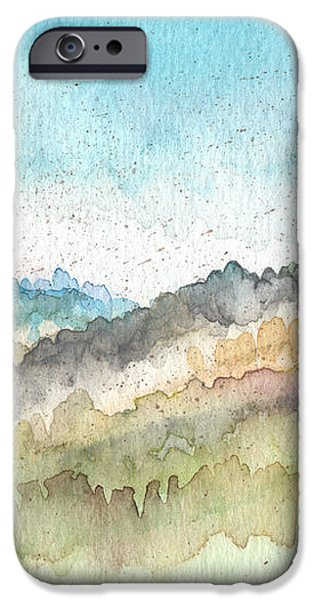 New Morning iPhone Case by Linda Woods