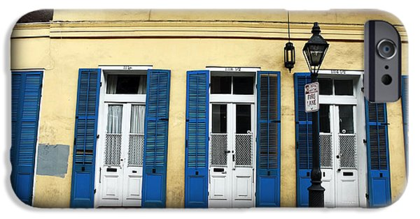 Big Easy iPhone Cases - New Orleans iPhone Case by John Rizzuto