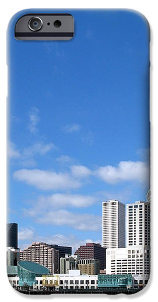 New Orleans Louisiana iPhone Case by Olivier Le Queinec