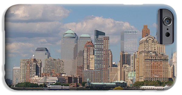 Manhatan iPhone Cases - New York City iPhone Case by Anthony Morretta