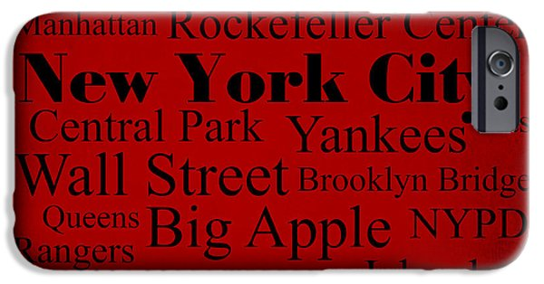 Recently Sold -  - Empire State iPhone Cases - New York City iPhone Case by Denyse and Laura Design Studio