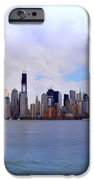 New York - Standing Tall iPhone Case by Bill Cannon
