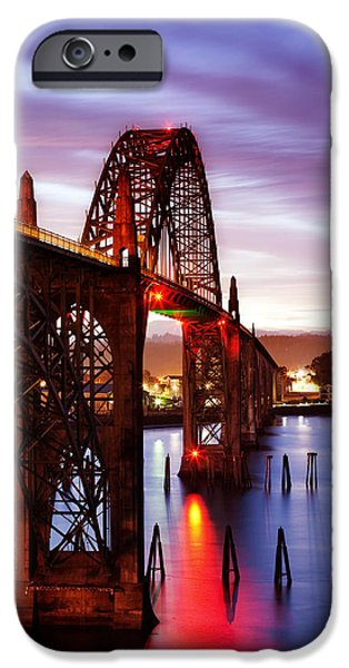 Newport Dawn iPhone Case by Darren  White