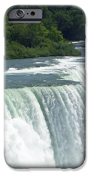 Niagara Falls 8 iPhone Case by Aimee L Maher Photography and Art