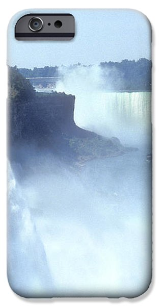 NIAGARA FALLS - New York iPhone Case by Mike McGlothlen