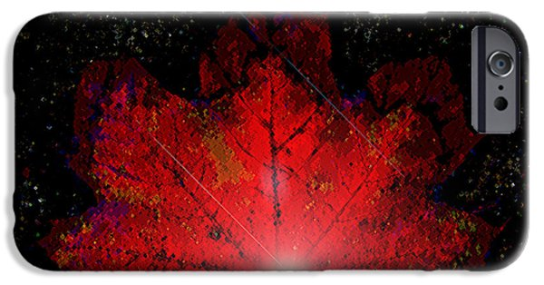 Ann Johndro-collins iPhone Cases - Night Light iPhone Case by Ann Johndro-Collins