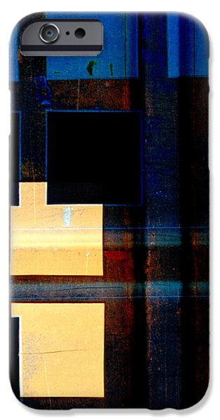 Night Moves iPhone Case by Carol Leigh