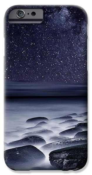 Night shadows iPhone Case by Jorge Maia