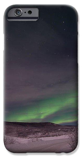 night skies iPhone Case by Priska Wettstein