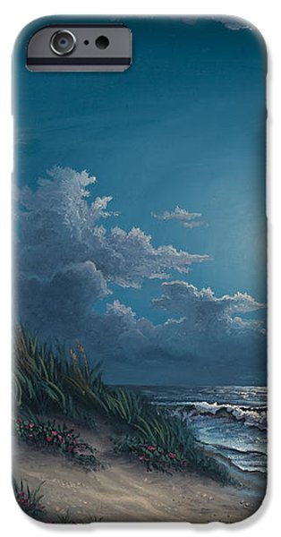Night Watch iPhone Case by Kyle Wood