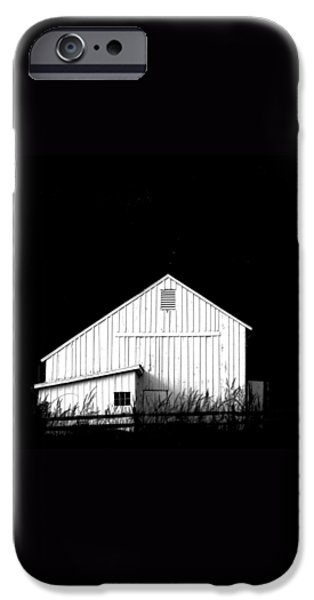 Nightfall iPhone Case by Angela Davies
