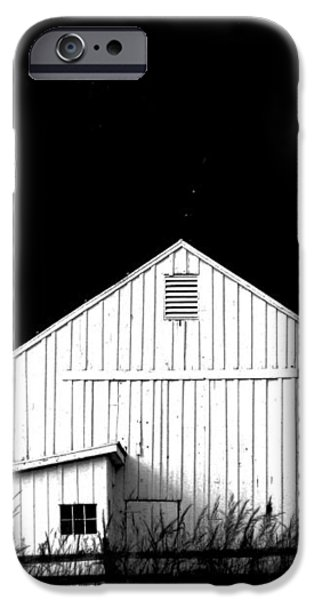 Nightfall iPhone Case by Angela Davies