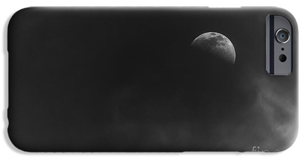 Moon iPhone Cases - Nightlight iPhone Case by Marvin Spates