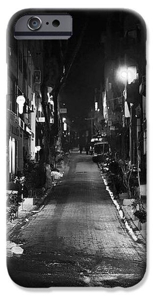 Nisantasi Street iPhone Case by John Rizzuto