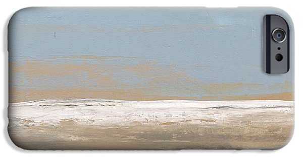 Recently Sold -  - Sea iPhone Cases - No. 103 iPhone Case by Diana Ludet