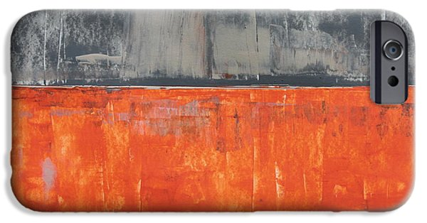 Abstract Realism iPhone Cases - No. 95 iPhone Case by Diana Ludet