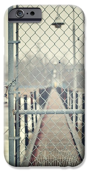 Appleton Photographs iPhone Cases - No Admittance iPhone Case by Shutter Happens Photography