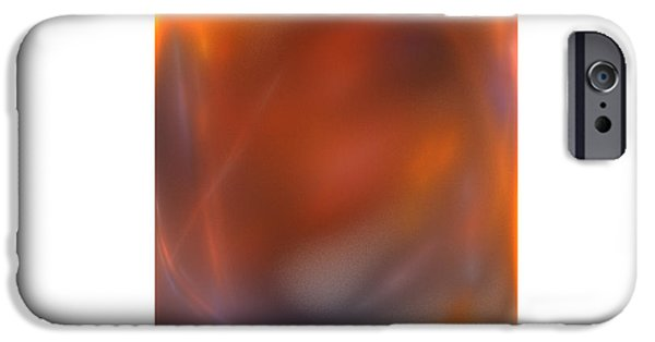 Symetry iPhone Cases - No symetry iPhone Case by Stefan Kuhn