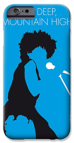 Deep River iPhone Cases - No019 MY tina turner Minimal Music poster iPhone Case by Chungkong Art