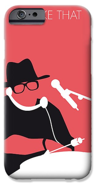 Run iPhone Cases - No022 MY RUN DMC Minimal Music poster iPhone Case by Chungkong Art