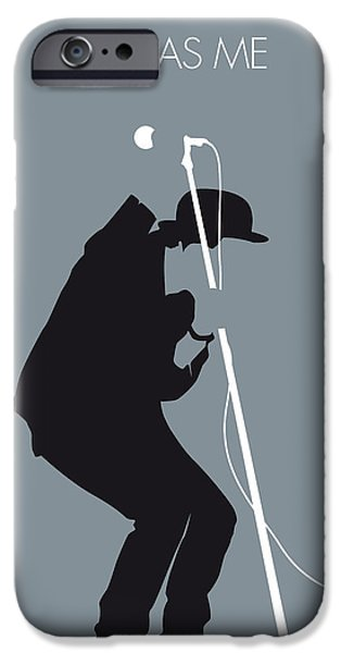 Tom iPhone Cases - No037 MY TOM WAITS Minimal Music poster iPhone Case by Chungkong Art