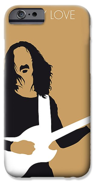 Dirty iPhone Cases - No040 MY FRANK ZAPPA Minimal Music poster iPhone Case by Chungkong Art