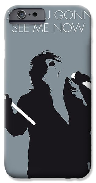 Alice iPhone Cases - No047 MY ALICE COOPER Minimal Music poster iPhone Case by Chungkong Art