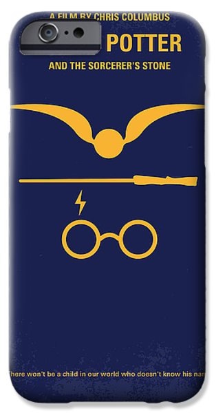 Sale iPhone Cases - No101 My Harry Potter minimal movie poster iPhone Case by Chungkong Art