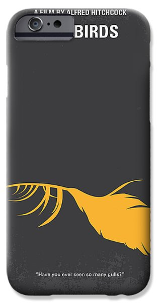 Shops iPhone Cases - No110 My Birds movie poster iPhone Case by Chungkong Art