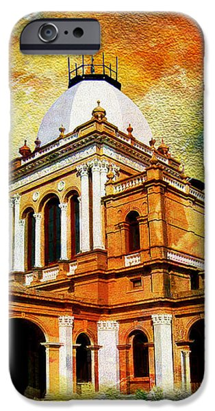 Noor Mahal iPhone Case by Catf
