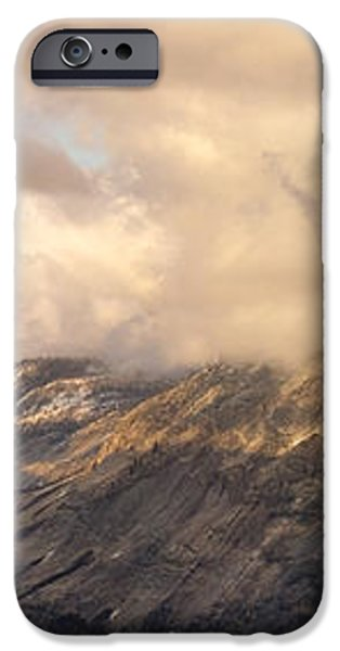 North Valley Panoramic iPhone Case by Bill Gallagher