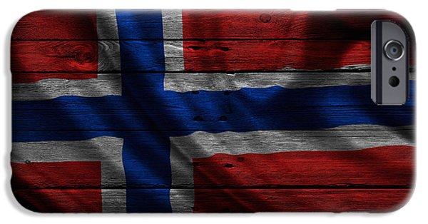 Norway Photographs iPhone Cases - Norway iPhone Case by Joe Hamilton