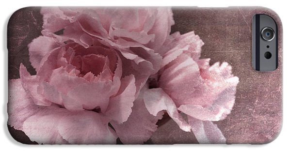 Flora Photographs iPhone Cases - Nostalgia iPhone Case by Priska Wettstein