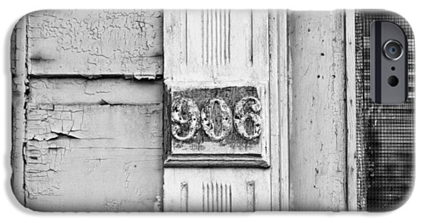 The White House Photographs iPhone Cases - Number 906 New Orleans iPhone Case by Keith Dotson