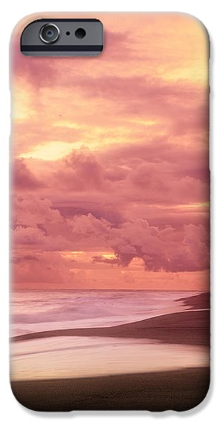 China Beach iPhone Cases - Nurturing Hues iPhone Case by Lourry Legarde