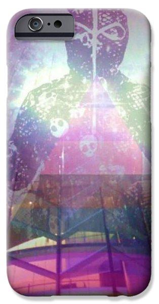 NWO iPhone Case by Josephus Bartin