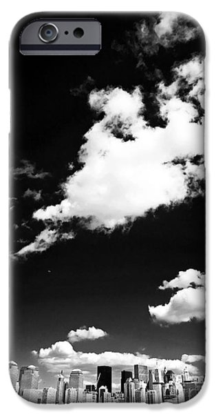 Hudson River iPhone Cases - Nyc iPhone Case by John Rizzuto