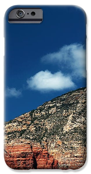 Oak Creek Blues iPhone Case by John Rizzuto