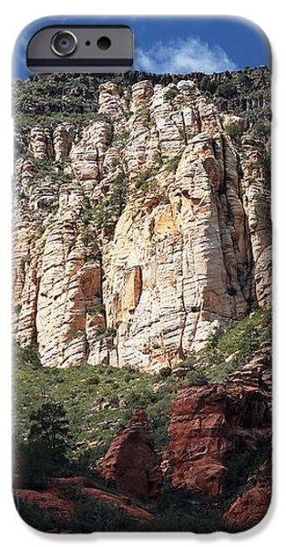 Oak Creek Canyon iPhone Case by John Rizzuto