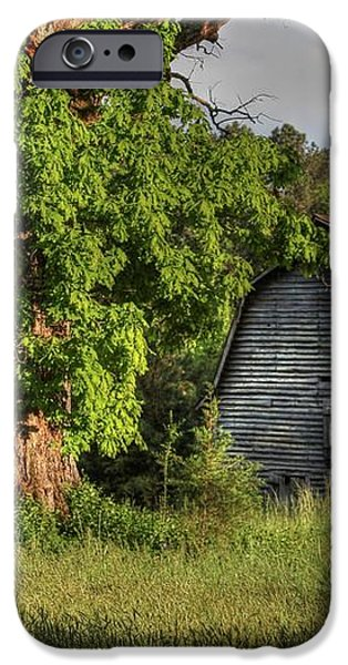 Oak Framed Barn iPhone Case by Benanne Stiens