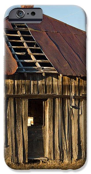 OAlOld House Place Arkansas iPhone Case by Douglas Barnett
