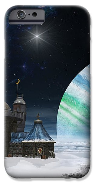 Observatory iPhone Case by Cynthia Decker