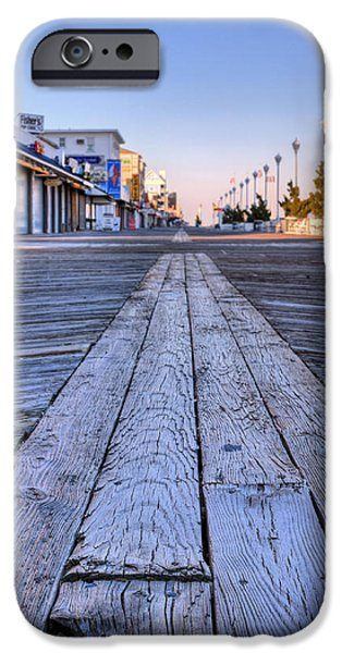 Ocean iPhone Cases - Ocean City iPhone Case by JC Findley