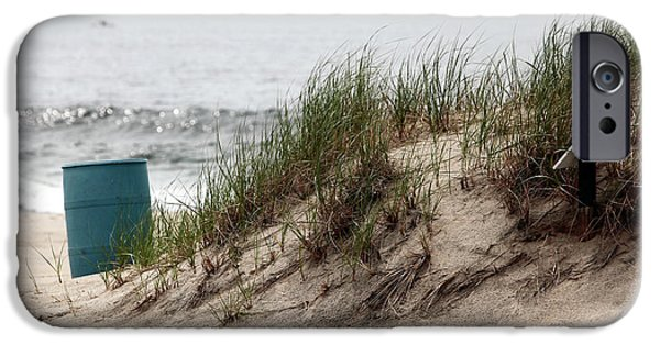 Ocean Images iPhone Cases - Ocean Grove Dune iPhone Case by John Rizzuto