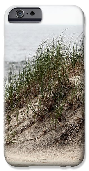 Ocean Grove Dune iPhone Case by John Rizzuto