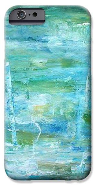 Ocean I iPhone Case by Tia Marie McDermid